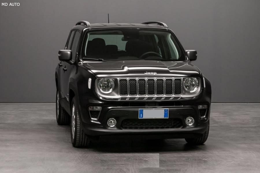 Jeep Renegade 1.3 150 cv T4DDCT Limited ( in Rientro Rif. RTT )